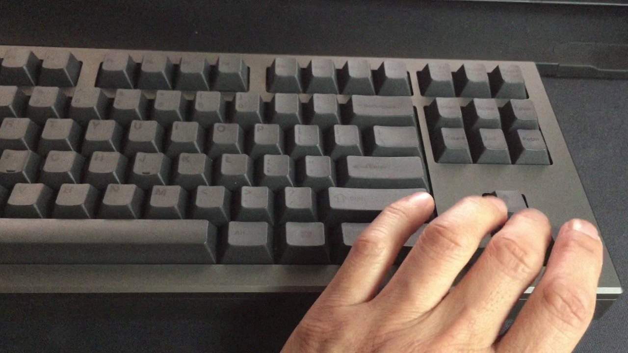 Norbauer CNC Aluminum Silenced Novatouch with thick Enjoypbt keycaps
