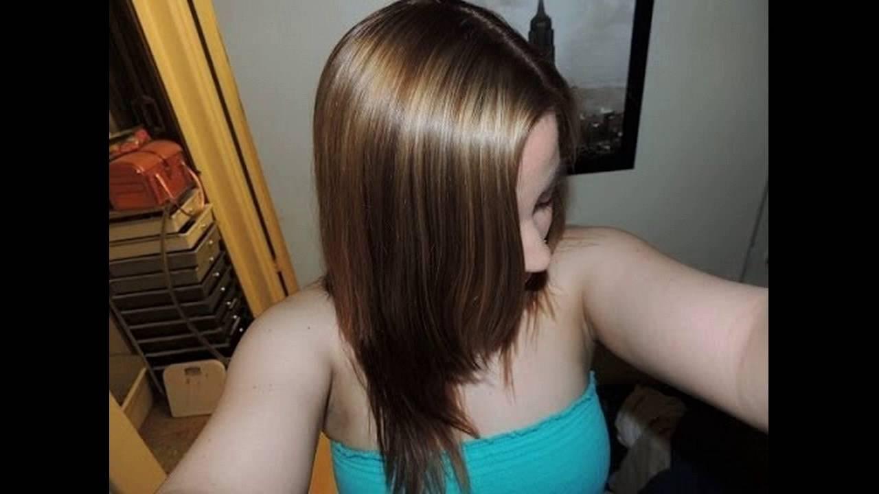 Revlon Colorsilk Light Ash Brown Hair Dye Review Youtube