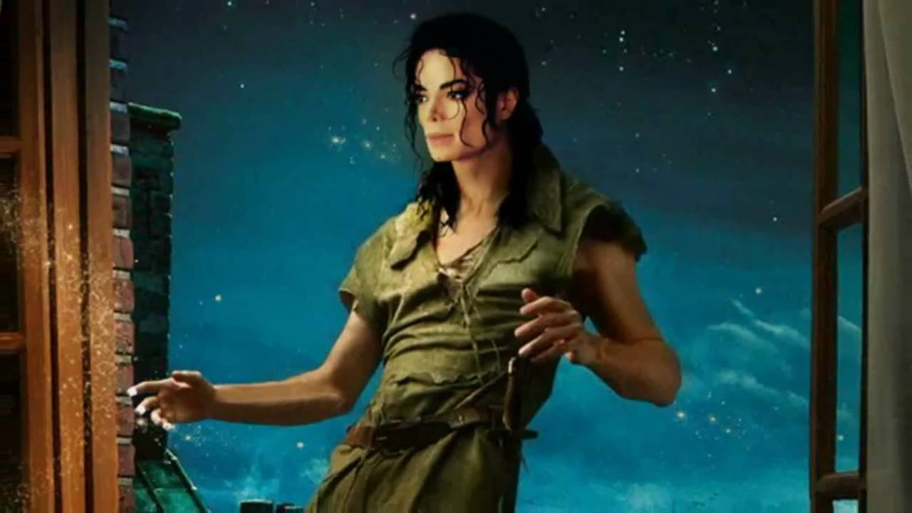 Image result for Michael Jackson Peter Pan