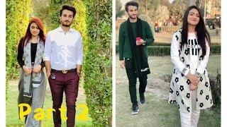 Ali fayaz butt❤️Sehar Hayat romantic Tiktok part 2 | Pakistani Tiktoker