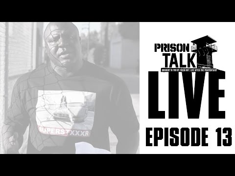 Ex Con covers Illegal Immigration - Prison Talk Live Stream E13