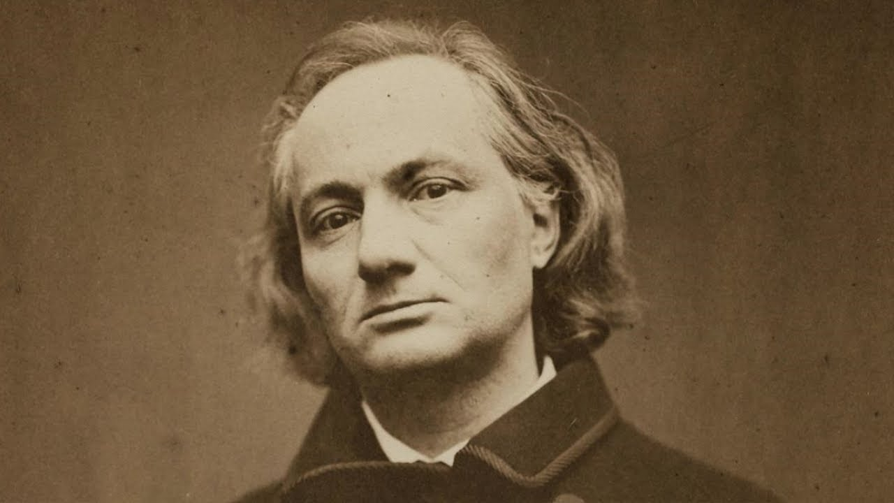 Charles Baudelaire biography