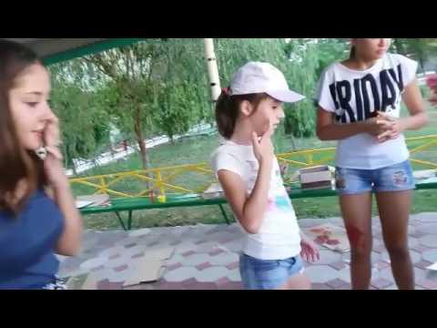 Первый день в лагере/Заезд/Лагерь Радость