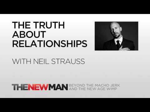 Neil Strauss | The Game Book Author: The Truth | The New Man Podcast with Tripp Lanier