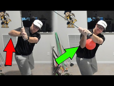 How To Train Your Right Elbow In The Downswing With This Simple Drill