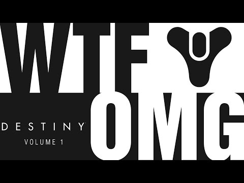WTF?? OMG!! Crazy & Funny Destiny Moments (SAVE THAT CLIP! Volume 1)
