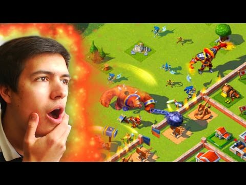 TOTAL CONQUEST - Epic Mobile Strategy Game Total Conquest!
