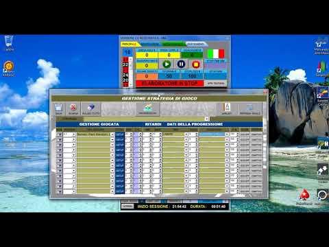 TUTORIAL - Come si imposta una strategia di gioco nel software RouletteAttack2 thumbnail