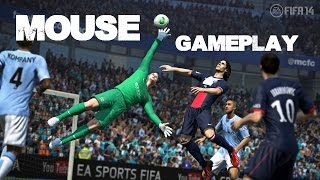 FIFA 14 Mouse + Key-board | Full GamePlay