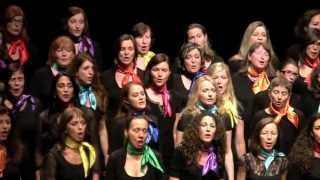 """Part 1 Voices International : """"Singing through time"""" Luxembourg June 16th 2013"""