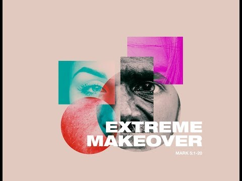 Extreme Makeover - Pastor Gary Fishman