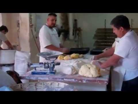 The best bakery in Ajijic, Mexico - Panaderia Rojas