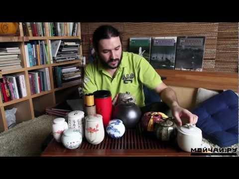 Хранение чая в домашних условиях