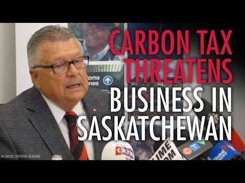 Liberals mount full-court press to sell carbon tax in Saskatchewan