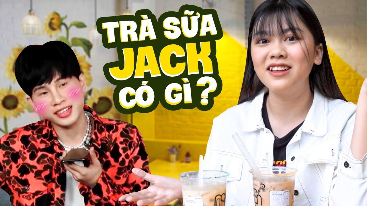 Đến order Trà sữa của Jack nhưng không mang tiền !?? | Quán trà sữa Cosin có gì?
