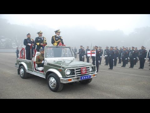 NDA Passing Out Parade 30 Nov 2017 National Defence Academy