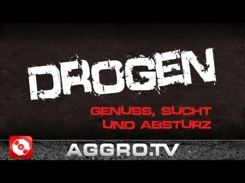 DROGEN - GENUSS, SUCHT UND ABSTURZ 'RAP CITY BERLIN DVD2' (OFFICIAL HD VERSION AGGROTV)