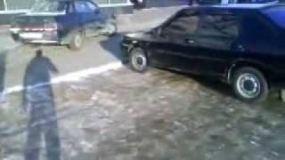 Автозапуск ВАЗ. На передаче =)