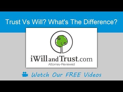Will versus Trust