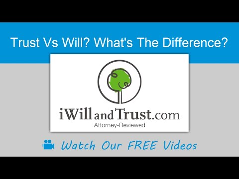 Will Vs Trust? Online Estate Planning