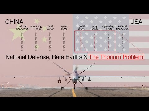 National Security, Rare Earth Elements & The Thorium Problem