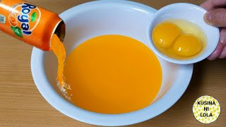 Grab Royal-Tru Orange at Gawin ang Incredibly Delicious Recipe na ito! Unforgettable Meryenda!!!