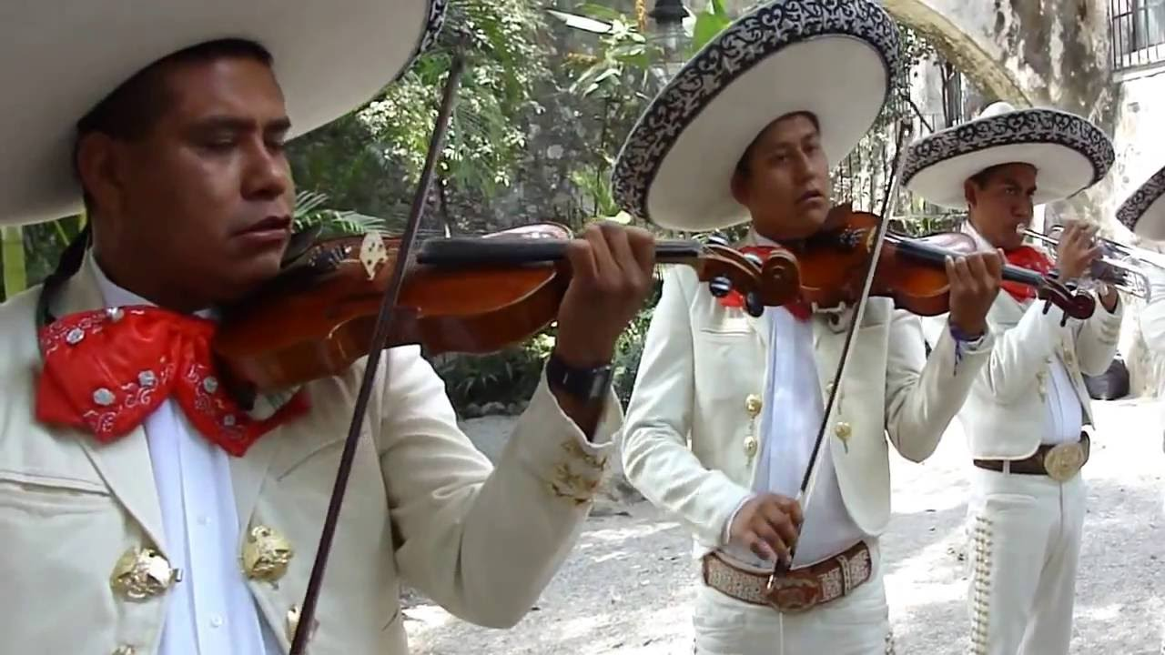 Mexican wedding with mariachis, in Cuernavaca - YouTube
