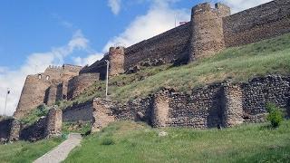 Грузия Гори крепость Горисцихе საქართველო გორის ციხე