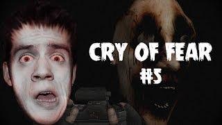 NÜFUS FAZLA! - Cry Of Fear (Yılın En Korkunç Oyunu!) Bölüm #5