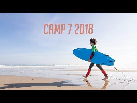 Raz SurfCamp || Camp 7 2018