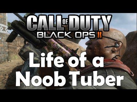 Life of a Noob Tuber (Black Ops 2 Short Film)