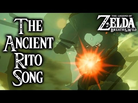 Breath of the Wild - The Ancient Rito Song (Legend of Zelda)