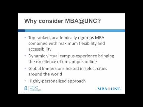 An Online MBA: Is it right for you?