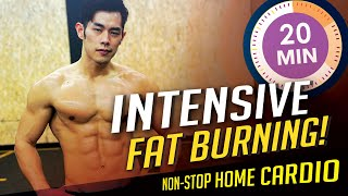 20 Minute Massive Calorie Burn! (this burns the most calories!)