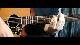 JO feat. Cabron - Cu inima Tutorial chitara David Enescu