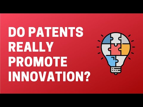 Do Patents Really Promote Innovation?