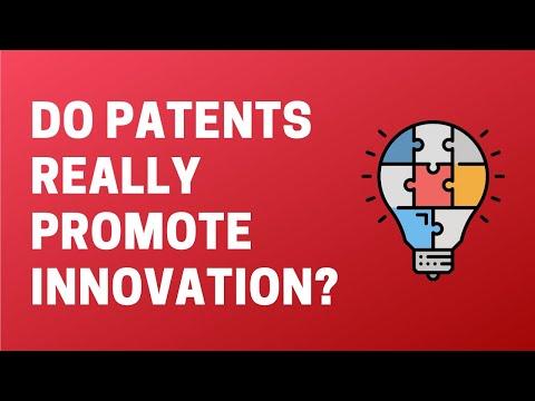 Do Patents Really Promote Innovation?