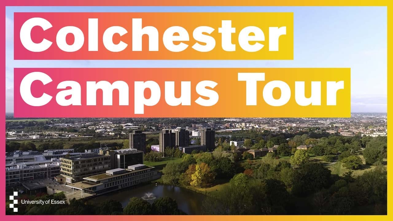 Download Our Colchester Campus Tour: University of Essex