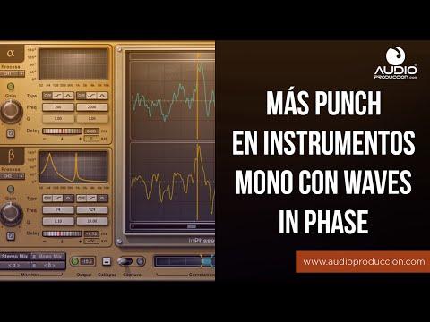 Más Punch En Instrumentos Mono Con Waves InPhase