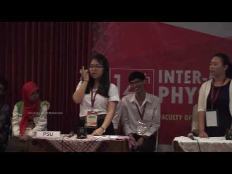 IMSPQ 2016 oral quiz 1st round session 1