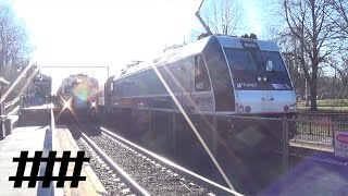 New York City Train Trip Part 1 of 2 (From Middletown Station to Penn Station)