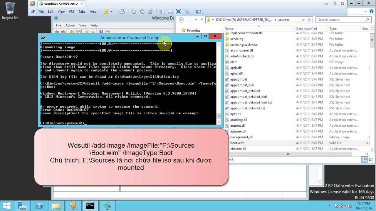 Wds Error Codes