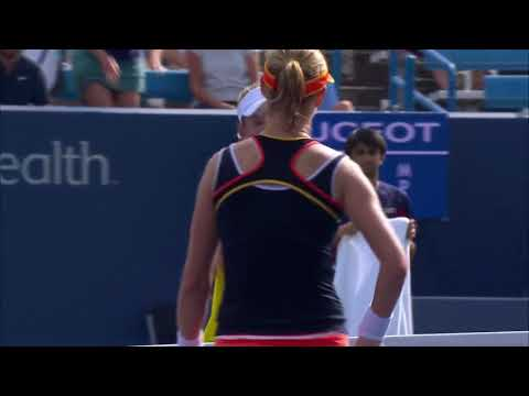 Cincinnati Day 3 | Kerber v Makarova | Match Point