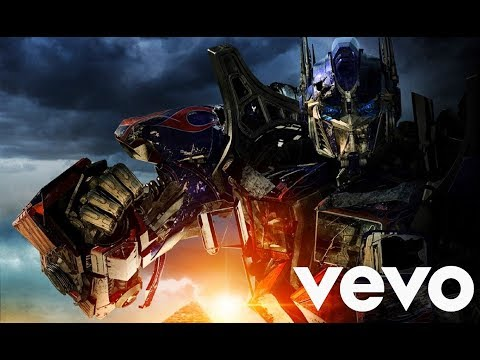 Transformers 2 : Revenge of the Fallen - New Divide Linkin Park  (Music Video HD)