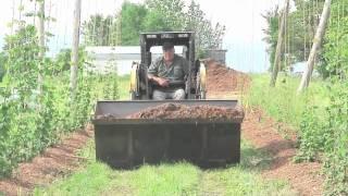 Organic Hopyard Variety Trial- Year 2 spring checklist