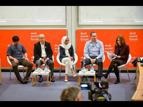 Making Leadership Great Again: Breakthrough Educational Models #SkollWF 2017