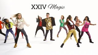 """24k Magic"" - Bruno Mars (Cover) | Mini Pop Kids"