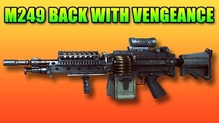 M249 SAW Review: Dice Made Some Upgrades! (Battlefield 4 Launch Gameplay/Commentary)