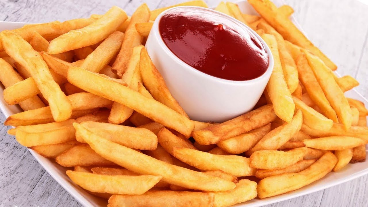 How To Make French Fries Recipe Easily At Home French Fries