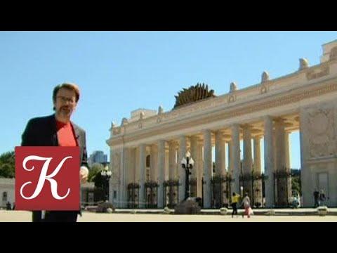 Пешком... Москва парковая. Выпуск от 01.06.18